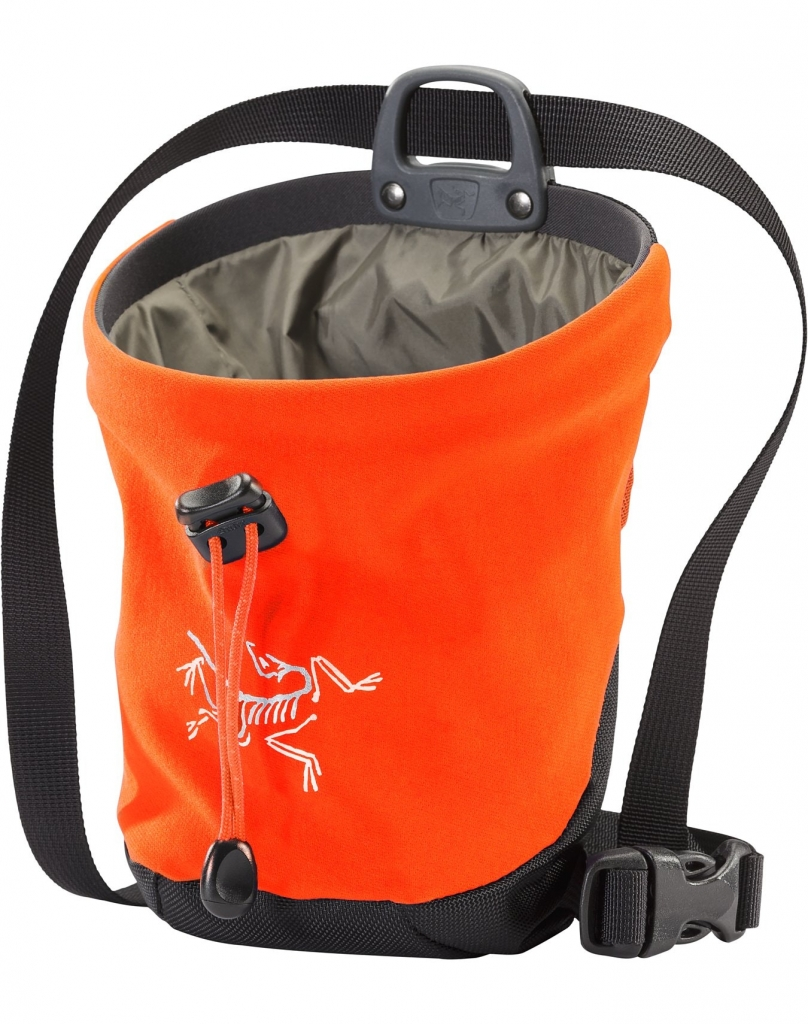 Arcteryx C40 Chalk Bag -Mankkapussi Chipotle