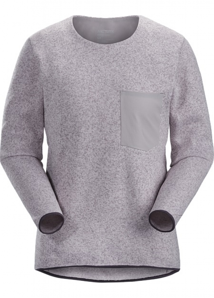 Arcteryx Covert Sweater (W) -fleecetakki Crystalline Heather
