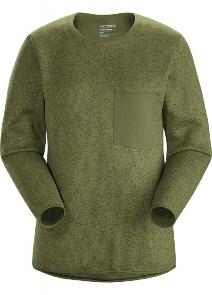 Arcteryx Covert Sweater (W) -fleecetakki Arbour Heather