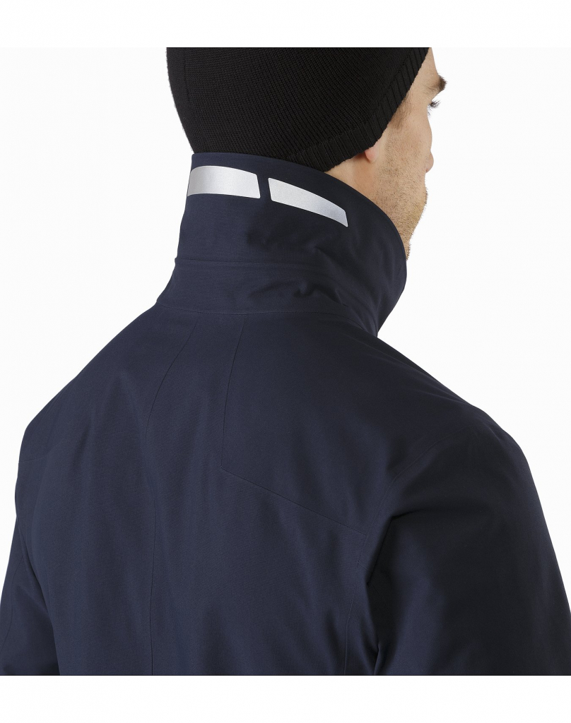 Arcteryx Keppel Trench Coat (M) -Trenssi Kingfisher