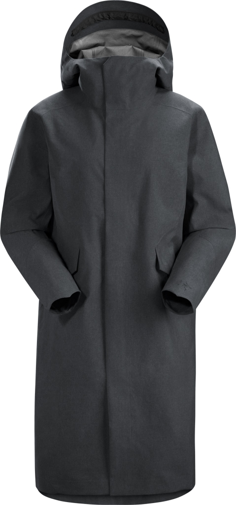 Arcteryx Sandra Coat (W) -talvikuoritakki Black Heather
