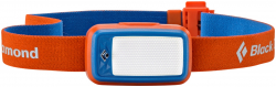Black Diamond Wiz Headlamp -Lasten otsalamppu Vibrant Orange