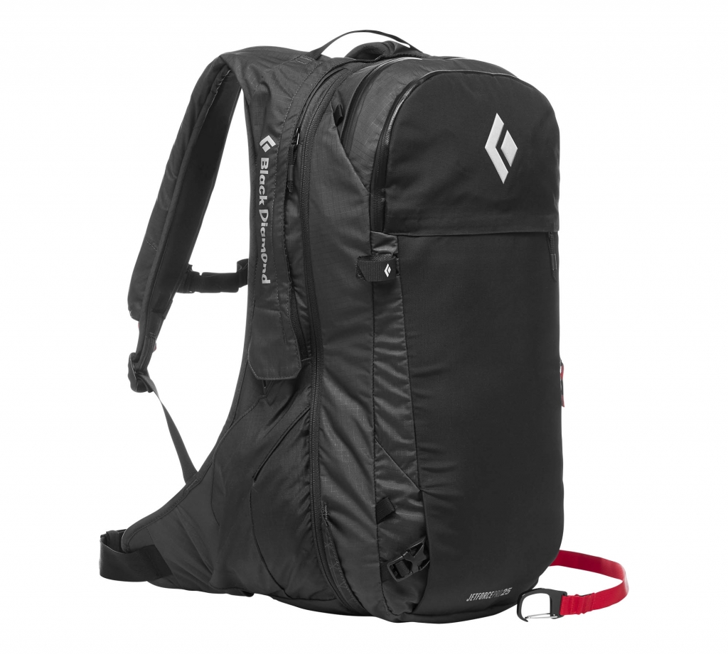 Black Diamond Jetforce Pro Pack 25L -Lumivyöryreppu Black