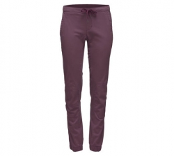 Black Diamond Notion Pants (W) -kiipeilyhousut Bordeaux