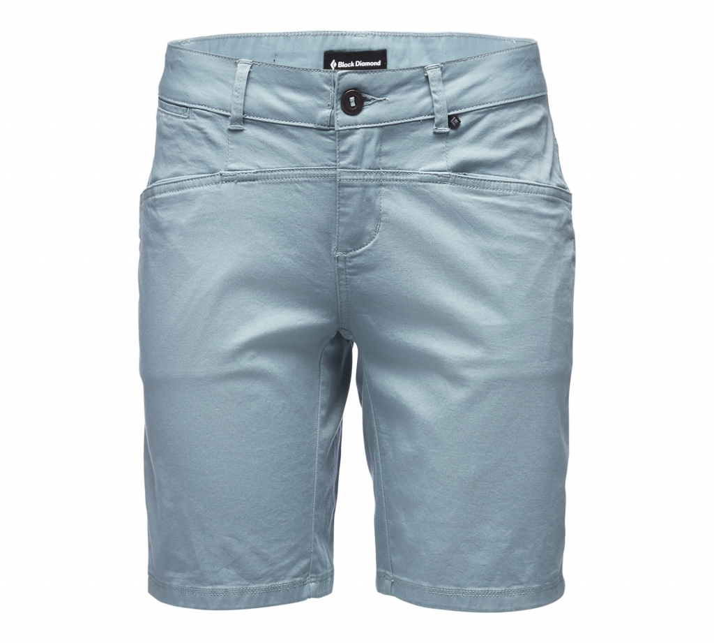 Black Diamond Radha Shorts (W) -Kiipeilyshortsit Blue Ash
