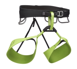 Black Diamond Solution Harness Honnold Edition -kiipeilyvaljaat Verde
