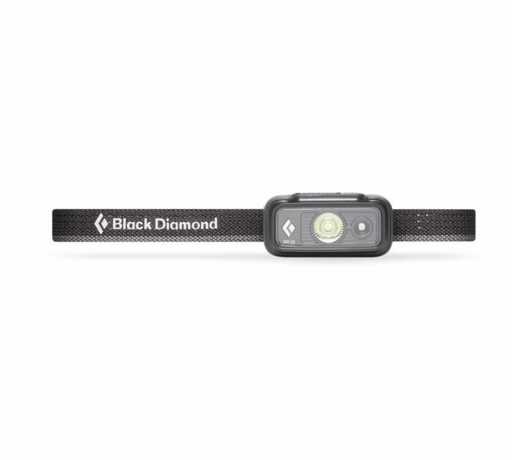 Black Diamond Spot Lite 160 Headlamp -otsalamppu Graphite