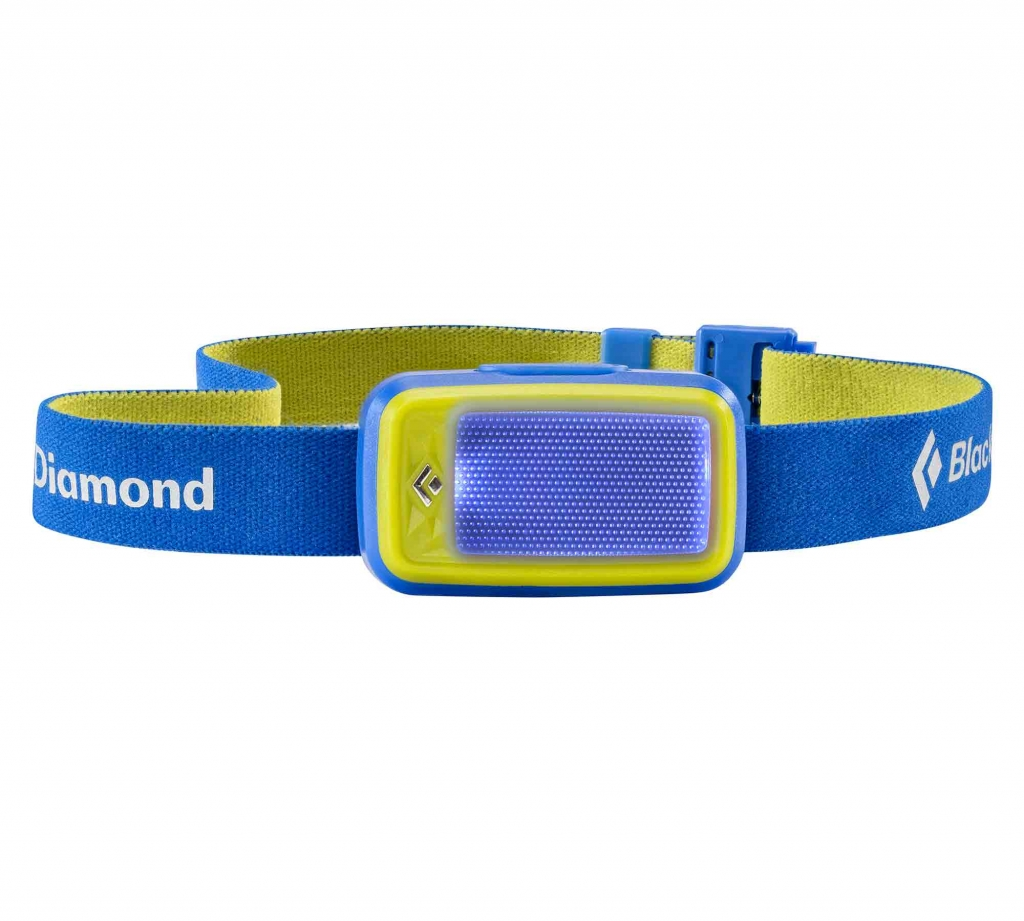 Black Diamond Wiz Headlamp -Lasten otsalamppu Powell Blue