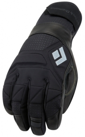 Black Diamond Punisher Gloves -Laskettelukäsineet Black