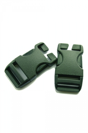 Podsacs 2 x 25mm side release buckles  2 x 25mm quick attach side release buckles
