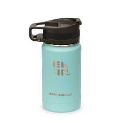 Earthwell Vacuum Roaster Bottle 355 ml -kahvimuki Aqua Blue