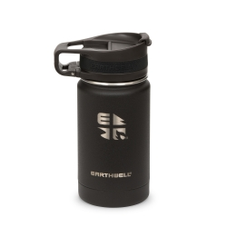 Earthwell Vacuum Roaster Bottle 355 ml -kahvimuki Volcanic Blk