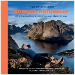 Fri Flyt Norway - Naturally -Opaskirja ISBN 9788293090168 Norway - Naturally