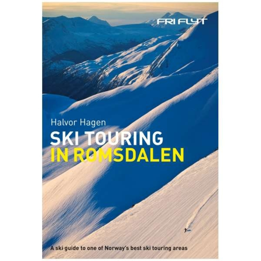 Fri Flyt Ski Touring in Romsdalen