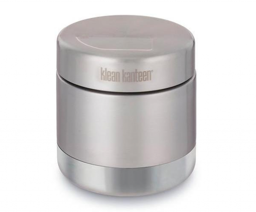 Klean Kanteen Insulated Food Canister 237 ml -Ruokatermos Brushed Steel