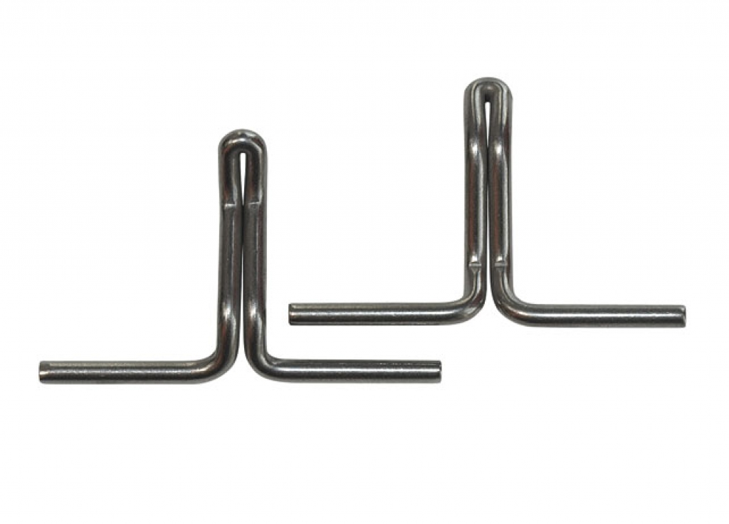 Kohla Z-Hook Set -Skinikiinnike Z-Hook Set