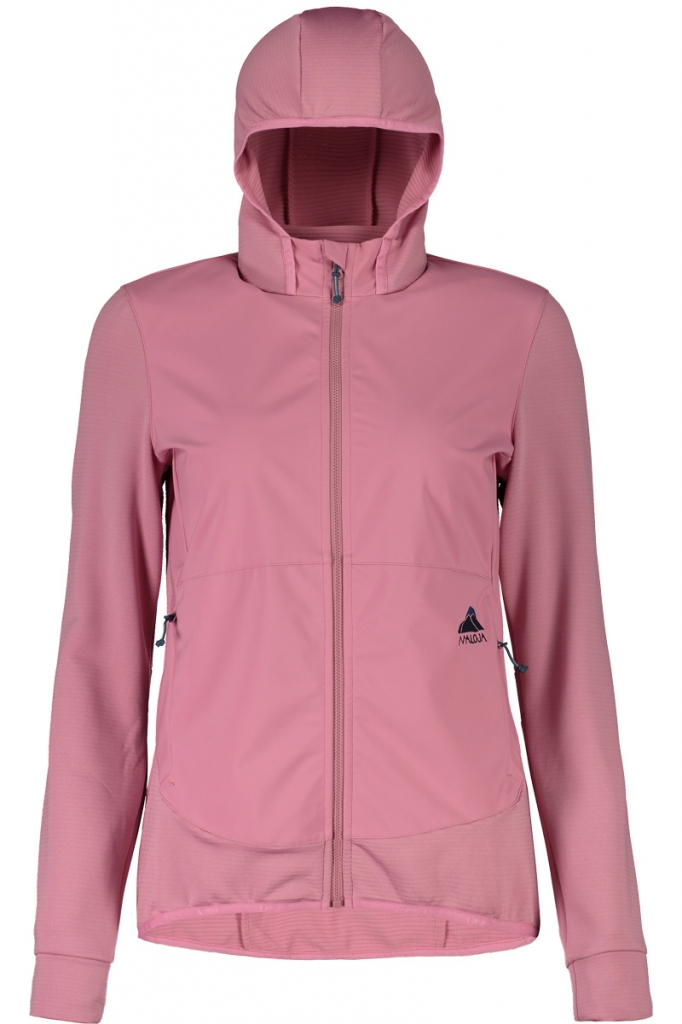 Maloja Mica MS WB Hooded Jkt (W)
