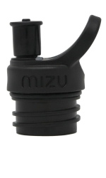 Mizu Sports Cap -korkki Black