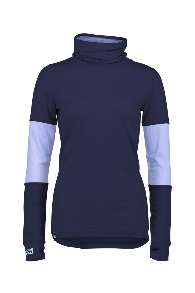 Mons Royale Cornice Rollover LS (W)