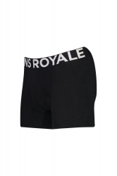 Mons Royale Hold ´em Shorty Boxer -merinovilla alushousut 9 Iron