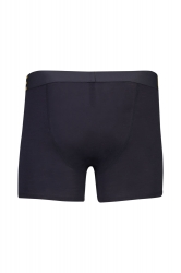 Mons Royale Hold ´em Shorty Boxer -merinovilla alushousut Black