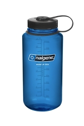 Nalgene Wide Mouth 1 L  Blue