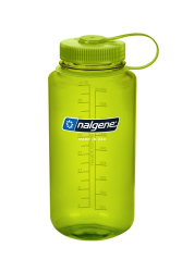 Nalgene Wide Mouth 1 L  Spring Green