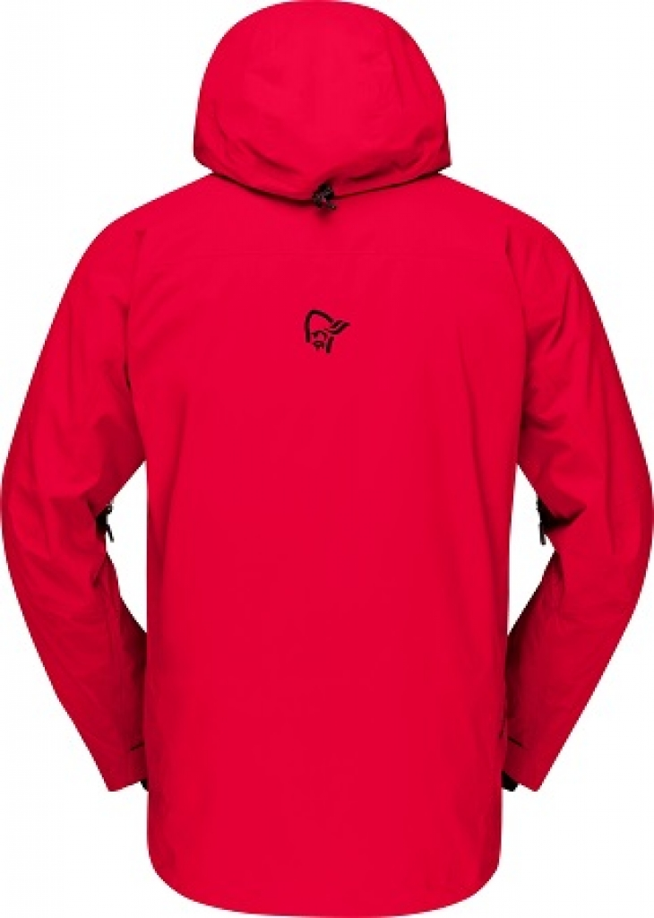 Norrona lofoten Gore-Tex Pro Jacket -kuoritakki True Red