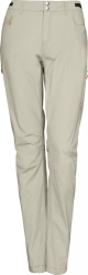Norrona Svalbard Light Cotton Pants (W) -vaellushousut Sandstone