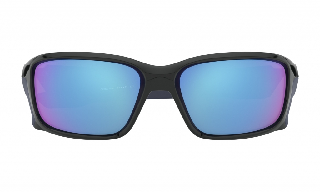 Oakley Straightlink -aurinkolasit Polished Black Przm Sapphire Iridium