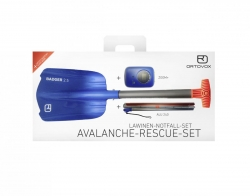 Ortovox Avalanche Rescue Set Zoom+ -Piipparisetti Avalanche Rescue Set Zoom+