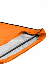Ortovox Bivy Pro -Bivipussi Shocking Orange