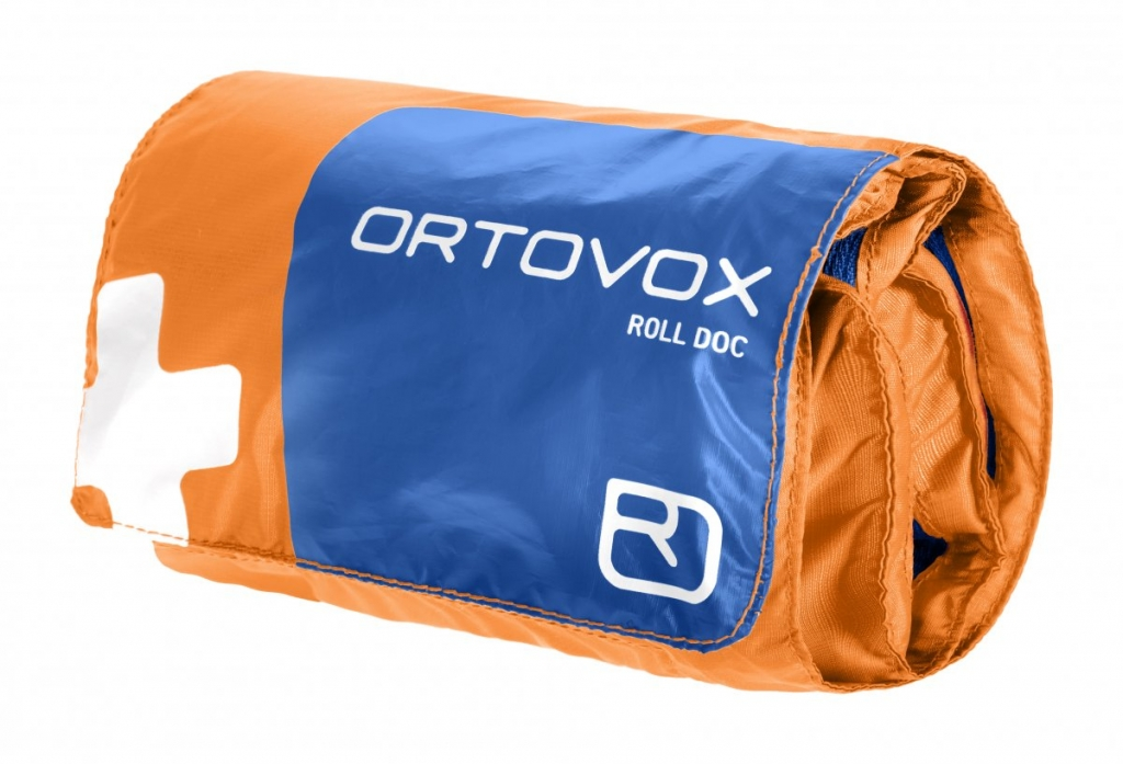Ortovox First Aid Roll Doc -Ensiapupakkaus First Aid Roll Doc