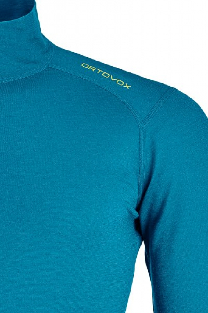 Ortovox Merino Ultra 145 Zip Neck (W)
