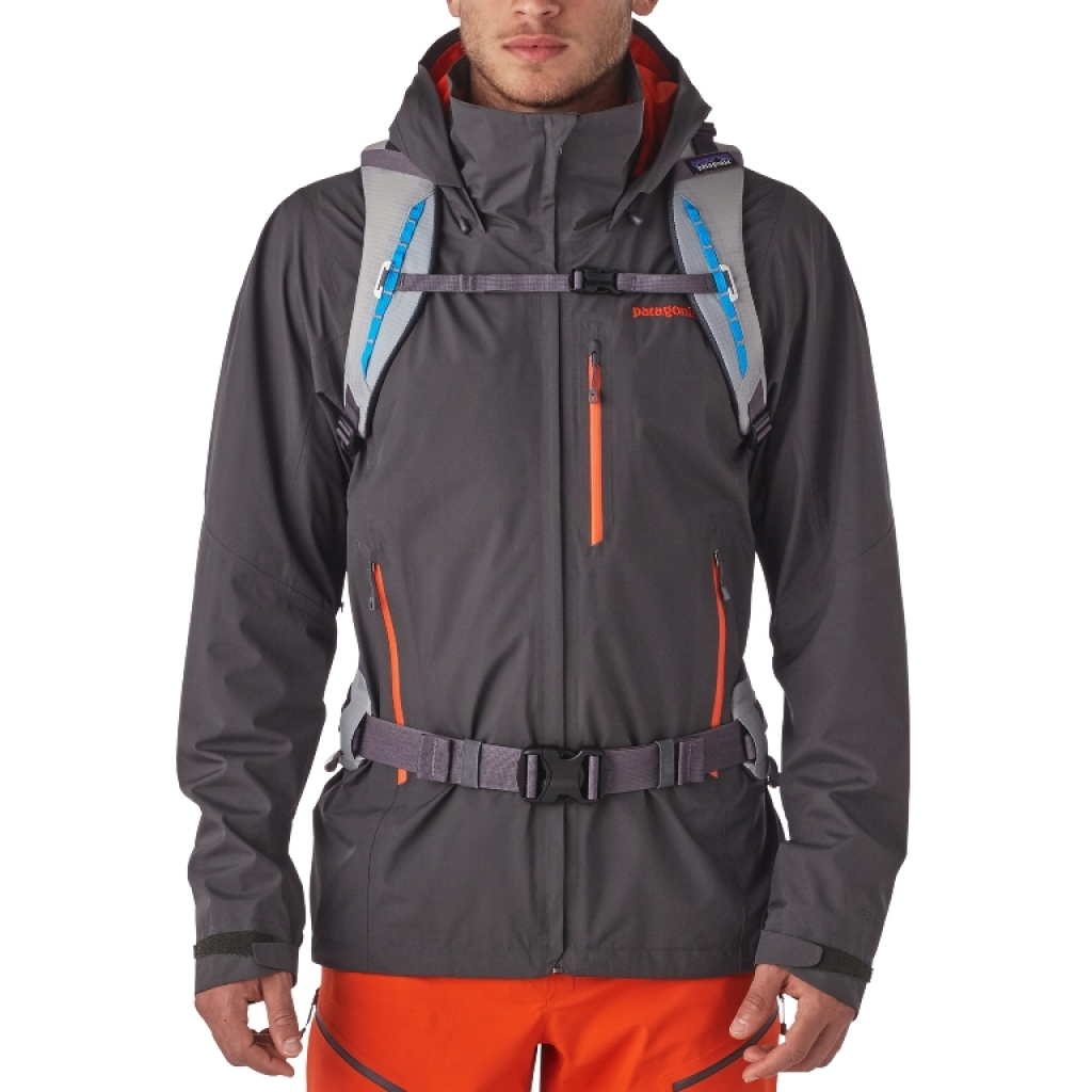 Patagonia Ascensionist Pack 45L  Drifter Grey