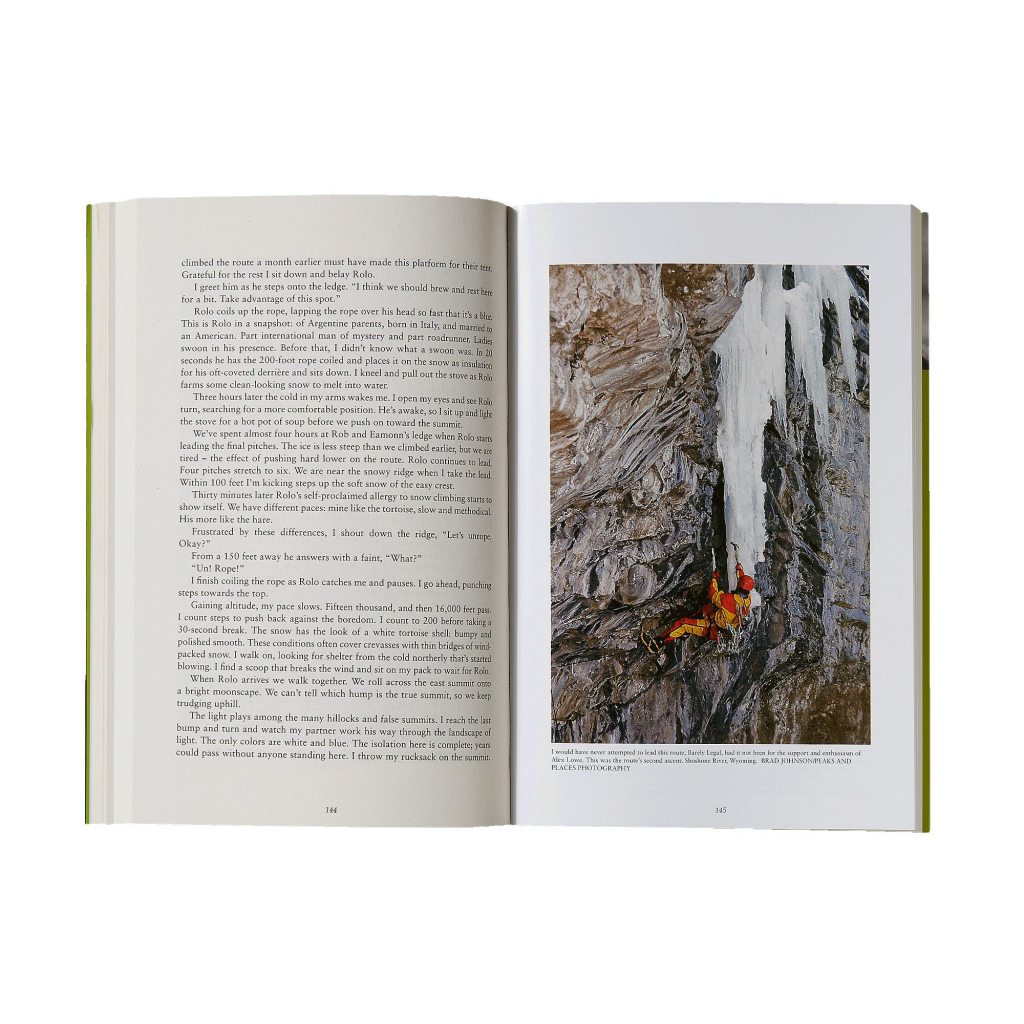 Patagonia Beyond the Mountain by Steve House -Kirja ISBN 9780980122770 Beyond the Mountain by Steve House