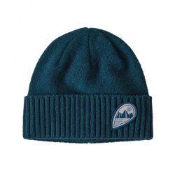 Patagonia Brodeo Beanie -pipo Tube View: Crater Blue