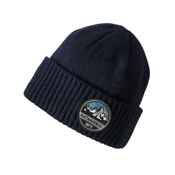 Patagonia Brodeo Beanie -Pipo Fitz Roy Scope: Navy Blue