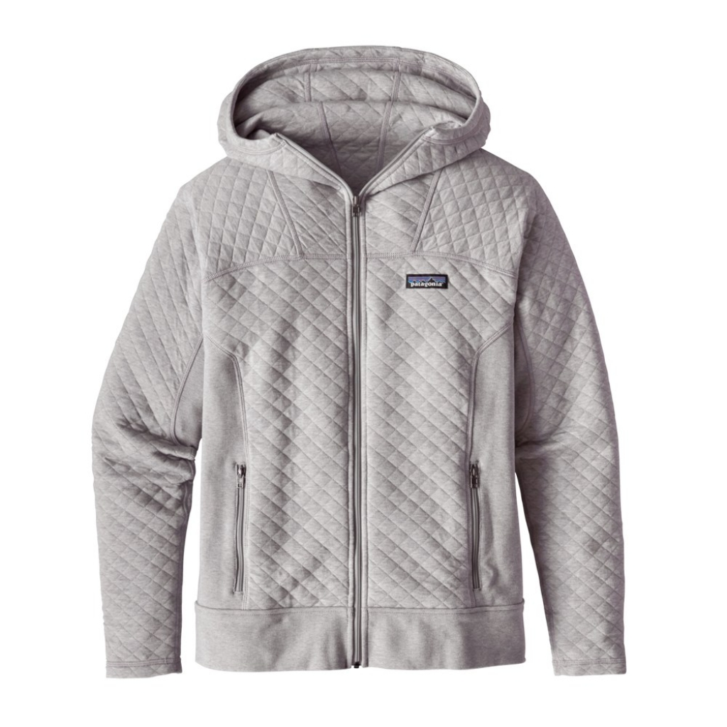 Patagonia Cotton Quilt Hoody (W)
