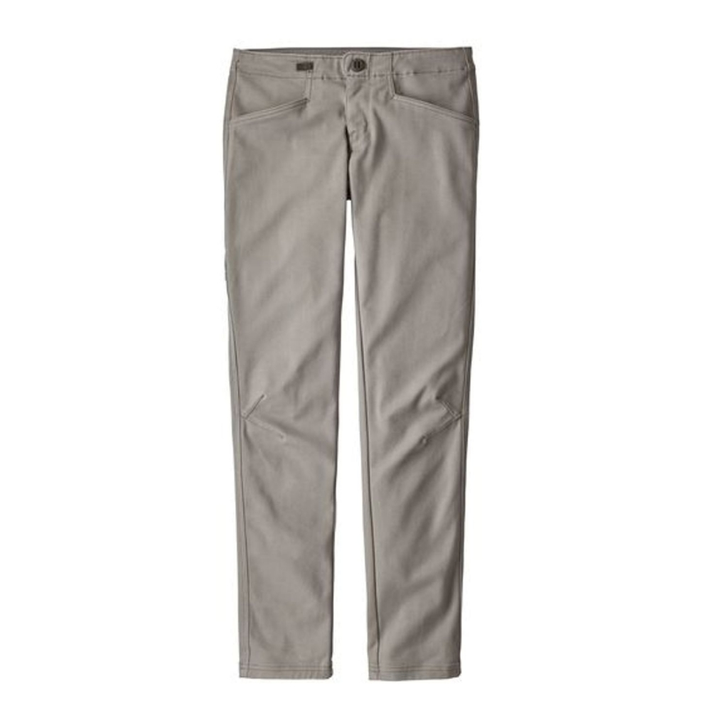 Patagonia Escala Rock Pants (W) -Kiipeilyhousut Feather Grey