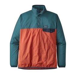 Patagonia Houdini Snap-T P/O -Tuulitakki Sunset Orange