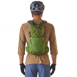 Patagonia Nine Trails Pack 14L -Pyöräilyreppu Sprouted Green