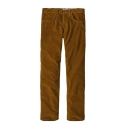 Patagonia Straight Fit Cords -Vakosamettihousut Bence Brown