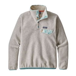Patagonia LW Synch Snap-T P O (W) -fleece-pusero Oatmeal Heather