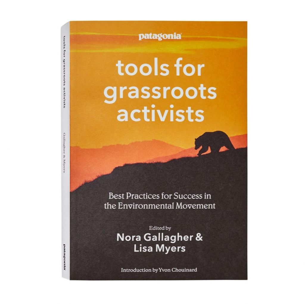 Patagonia Tools for Grassroots Activists