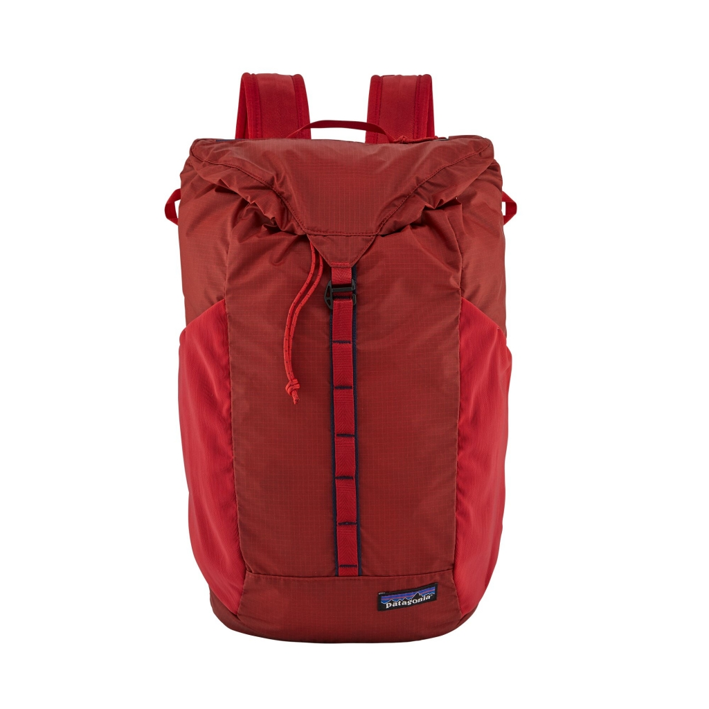 Patagonia Ultralight Black Hole Pack 20L -päiväreppu Rincon Red