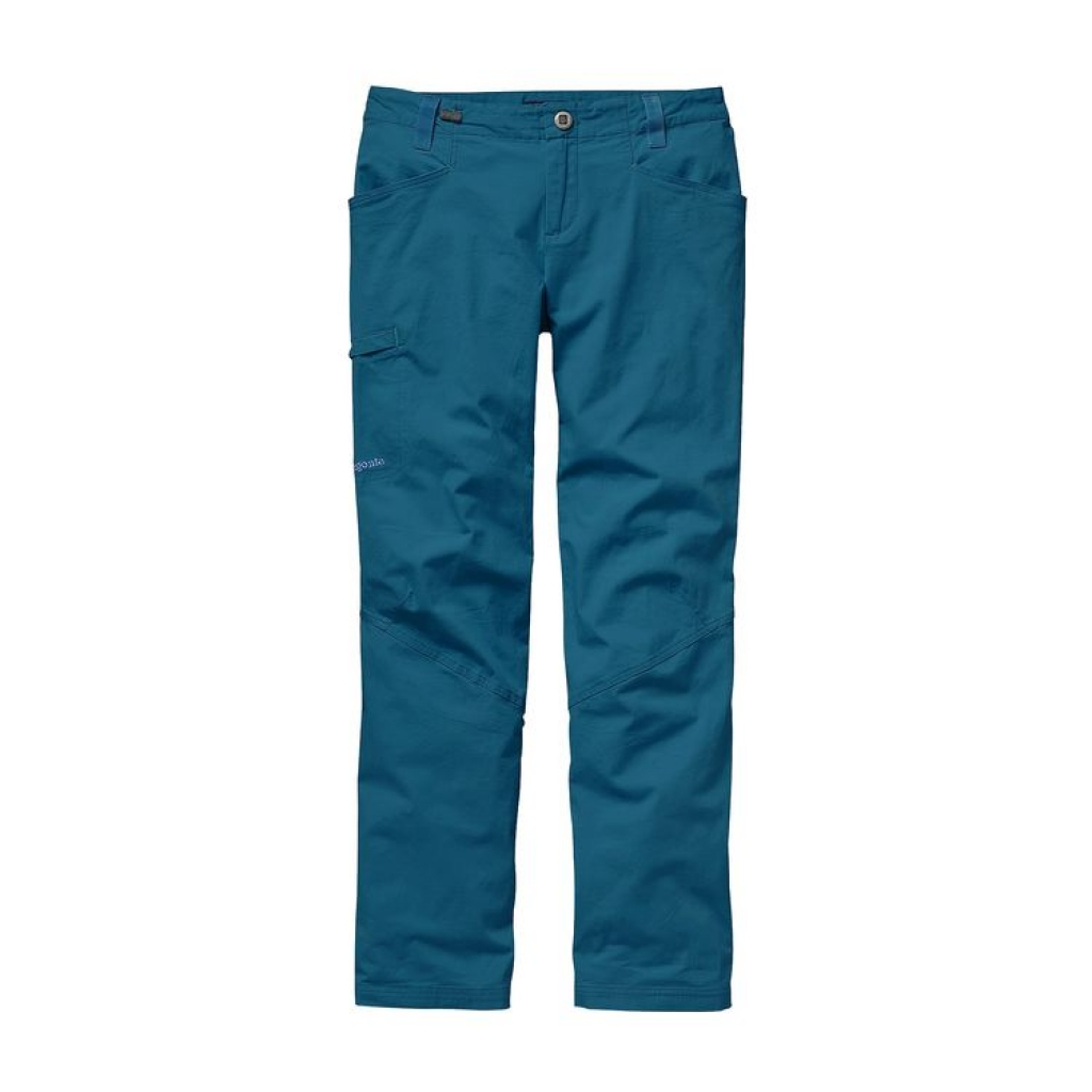 Patagonia Venga Rock Pants (W) -Kiipeilyhousut Big Sur Blue