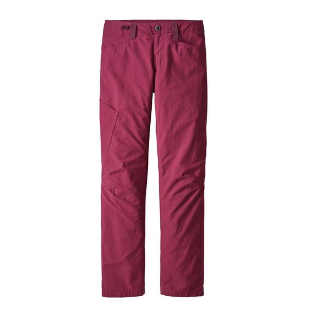 Patagonia Venga Rock Pants (W) -Kiipeilyhousut Arrow Red