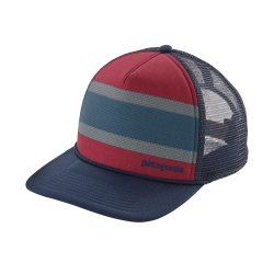Patagonia Wave Worn Interstate Hat -Lippalakki Classic Navy