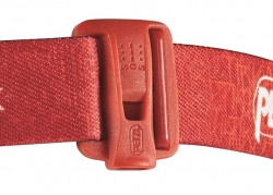 Petzl Actik Core -LED-otsavalo Red